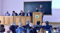 """INDEPENDENCE OF THE CENTRAL BANK AS AN IMPORTANT NORM OF RA CONSTITUTION: MEETING AT YSU"