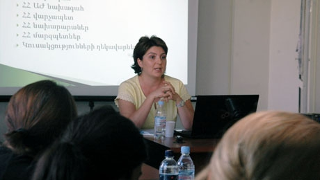 ISSUES OF WOMEN'S PARTICIPATION IN POLITICAL PROCESSES WERE DISCUSSED