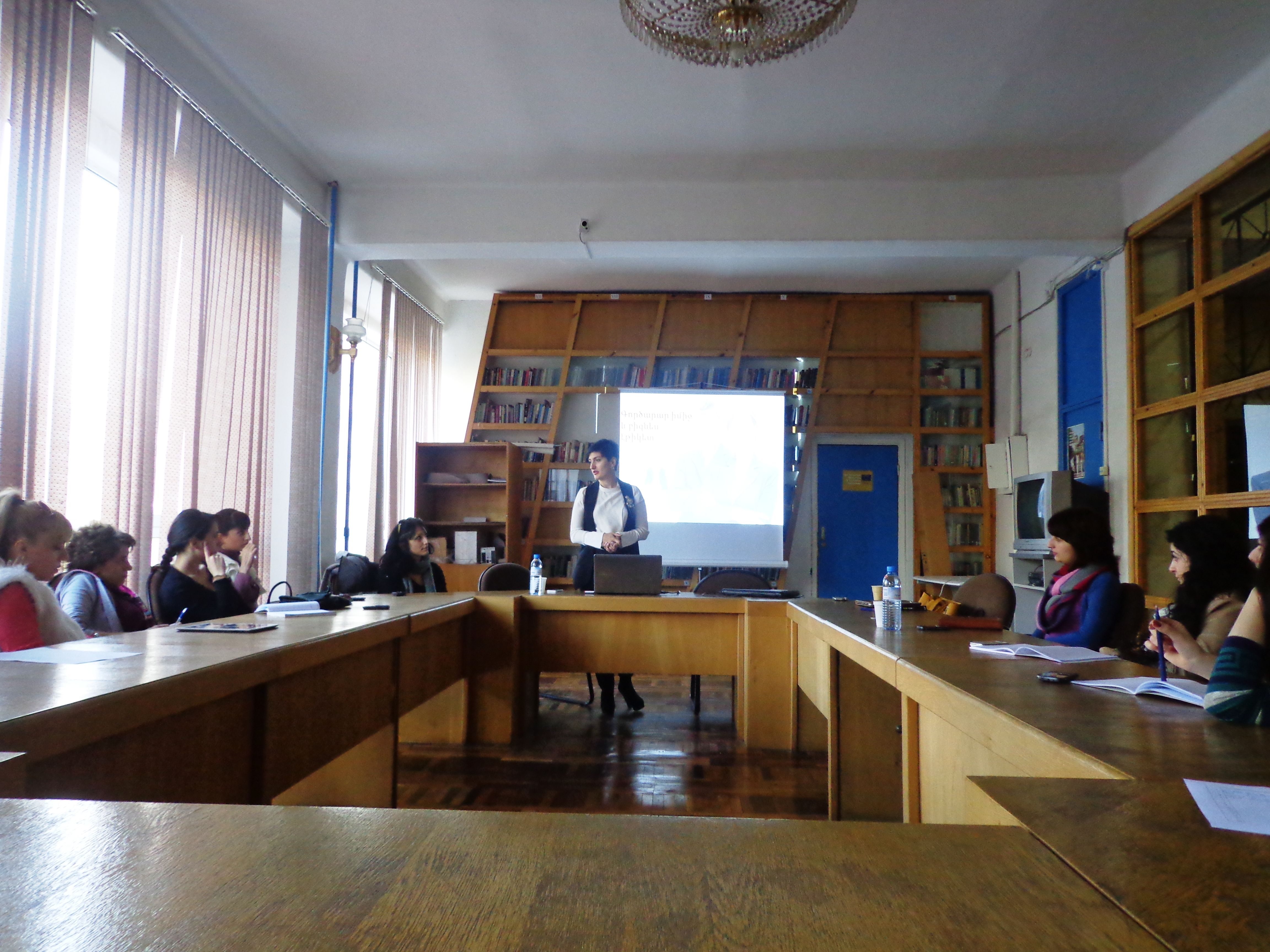 «Business image and etiquette» training course
