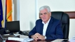 GEGHAM GEVORGYAN HAS SUBMITTED HIS RESIGNATION