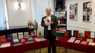 BOOKS PUBLISHED BY YSU PUBLISHING HOUSE WERE PRESENTED TO THE ARMENIAN DIASPORA IN EUROPE