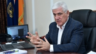 INTERVIEW OF ACTING RECTOR OF YSU GEGHAM GEVORKYAN