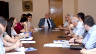 WORKS ON THE DEVELOPMENT OF THE CODE OF ETHICS WERE DISCUSSED