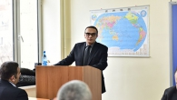 """FOREIGN POLICY STARTS AT HOME"": SENIOR ADVISOR TO RA PRIME MINISTER ARSEN GASPARYAN DELIVERS A LECTURE AT YSU"