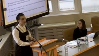 SEDA STEPANYAN PARTICIPATED IN INTERNATIONAL CONFERENCE AND PRESENTED ACTIVITY OF YSU LAW CLINIC