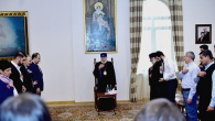 REPRESENTATIVES OF YSU FACULTY OF ORIENTAL STUDIES ARE BLESSED IN MOTHER SEE OF HOLY ETCHMIADZIN