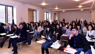 STUDENTS WORK OUT NEW DEVELOPMENT PROGRAMS IN TSAGHKADZOR