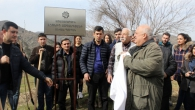 THE VISIT WAS DEDICATED TO LEONID AZGALDYAN
