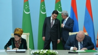 ARMENIAN-TURKMEN COOPERATION ENTERS A NEW STAGE