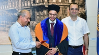 "STUDENTS OF ""GENOCIDE STUDIES"" MASTER PROGRAM GET THEIR DIPLOMAS OF MASTER'S DEGREE IN INTERNATIONAL RELATIONS"
