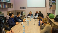 REPRESENTATIVES OF YSU IAS TO DEVELOP WIDE SCIENTIFIC-PRACTICAL ACTIVITY IN MOSCOW
