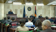 ISSUES OF THE PERIODIZATION OF THE ARMENIAN HISTORY WERE DISCUSSED