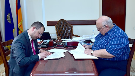 NEW STAGE OF COOPERATION:A MEMORANDUM HAS BEEN SIGNED