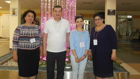 LECTURERS OF FACULTY OF BIOLOGY TO REPRESENT YSU AT INTERNATIONAL CONGRESS