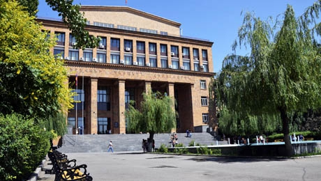 WELCOME TO YEREVAN STATE UNIVERSITY