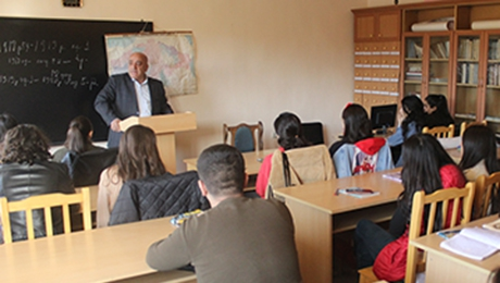 DELEGATION OF YSU FACULTY OF LAW PARTICIPATED IN A NUMBER OF EVENTS IN ARTSAKH
