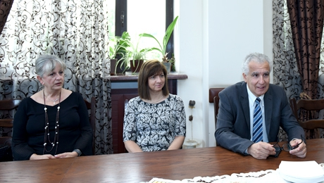 YEREVAN STATE AND CYPRUS UNIVERSITIES TO HOLD JOINT SCIENTIFIC-EDUCATIONAL PROGRAMS