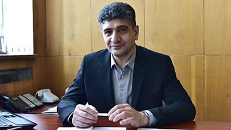 ARSEN BABAJANYAN TO BE APPOINTED VICE-RECTOR ON SCIENTIFIC POLICY AND INTERNATIONAL COOPERATION OF YSU