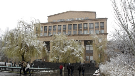 ANNOUNCEMENT OF ACADEMIC COUNCIL OF YEREVAN STATE UNIVERSITY