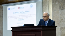 Kick-off meeting of the Erasmus+ PRINTeL Project