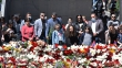 WE REMEMBER AND DEMAND. UNIVERSITY  STAFF AND STUDENTS PAY TRIBUTE TO THE MEMORY OF THE VICTIMS OF THE ARMENIAN GENOCIDE