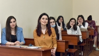 "YSU hosted the students of  Gyumri ""Nor Luyce """