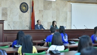"""Challenges of the international legal process of repatriation of prisoners in the post-war period"". Lecture at YSU"