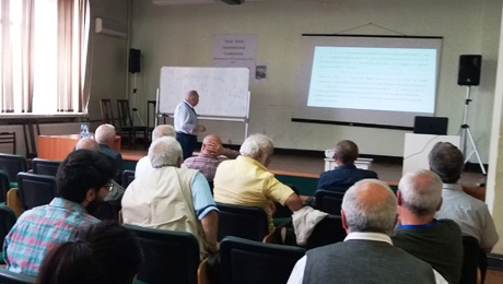 INTERNATIONAL CONFERENCE DEDICATED TO 120TH ANNIVERSARY OF THE WORLD FAMOUS ARMENIAN MATHEMATICIAN EMIL ARTIN